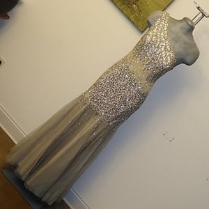 Glamour by terani couture evening dress